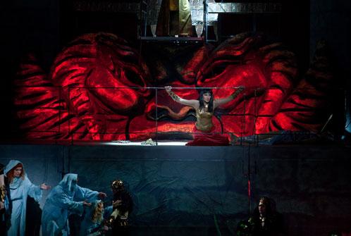 Опера Верди «Набукко»