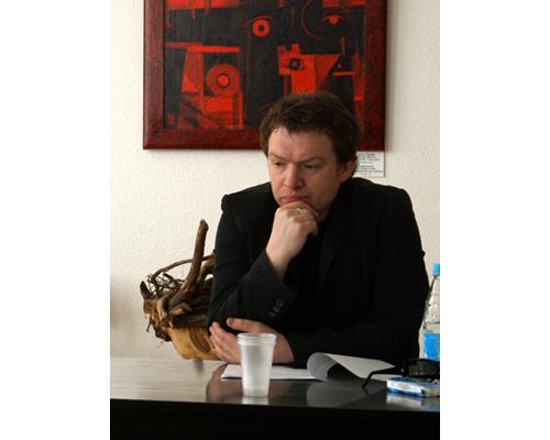 TUTэйшыя. Руслан Вашкевич о «дефлорации» зрения и абсурдизме в белорусском искусстве