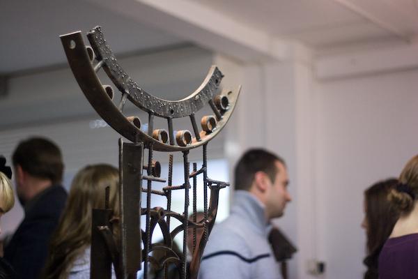 В Минске открылась выставка произведений скульптора Валерия Малахова «Стихия и образ»