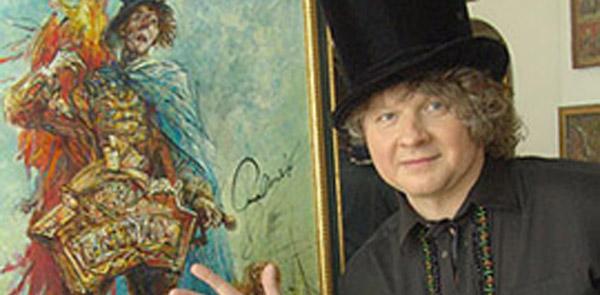 Выставка «Карнавал» и проект «Ожившие картины»