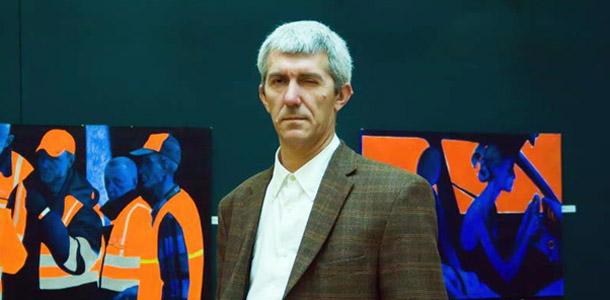 В Гродно открылась выставка Сергея Гриневича
