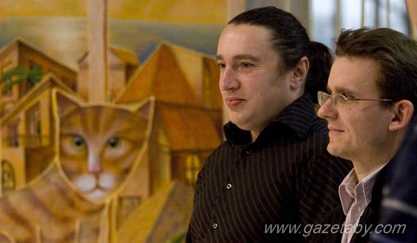 Художники Хацкевич и Некрашевич покажут «Майстэрню»