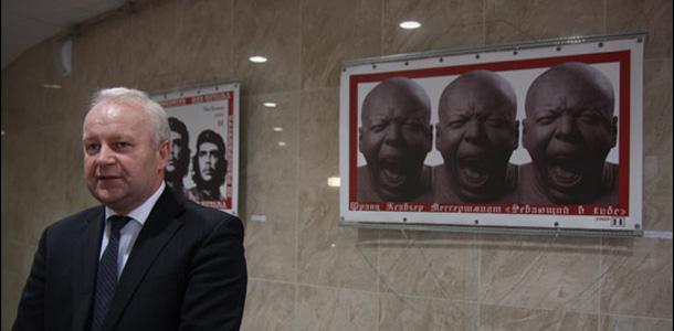 Международная выставка графики «Арт-линия» снова в Минске