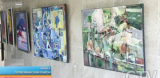 Открылась Международная биеннале современной живописи «Колорфэст»