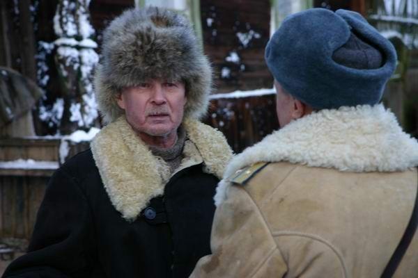 Александр Колбышев — главный по волкам