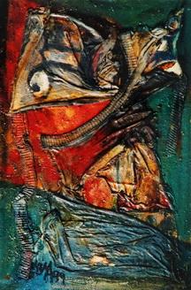 Владимир Акулов. Рыба. 1999