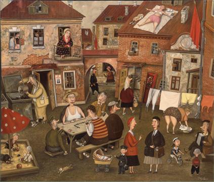 Валентин Губарев  «Скромное обаяние неразвитого социализма»  2007 х., м.