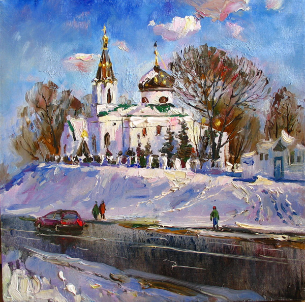 Церковь Марии Магдалины, 2006