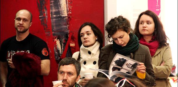 Встречи с белорусскими художниками. «Массовое и элитарное»