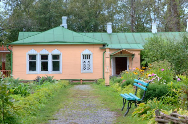 Усадьба Мелихово, главный дом