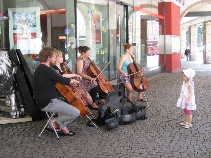 Праздник уличной музыки в Минске