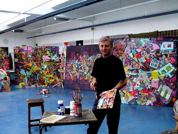 В Лондоне свою очередную персональную выставку готовит Валерий Мартынчик