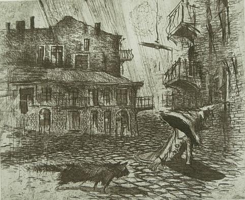 Сергей Баленок. Летний дождь