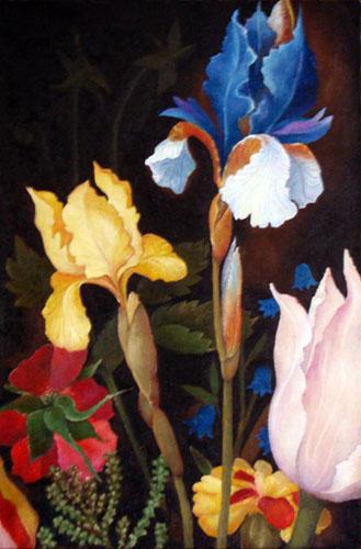 Ника Сандрос. Цветы