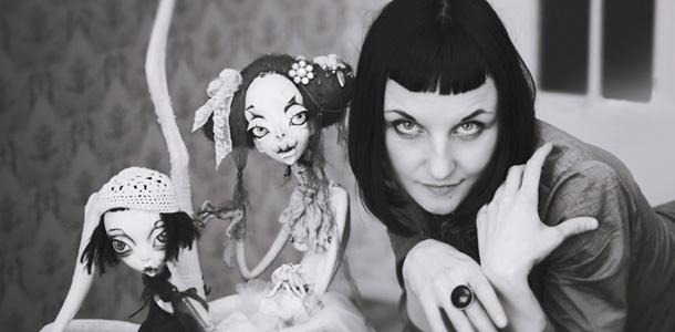 В Минске открылась выставка кукол Галины Дмитрук