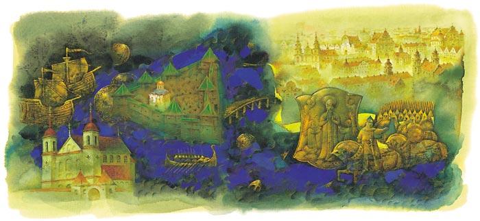 16 художников оформят выставку проекта «Художник и город» на площади Якуба Коласа