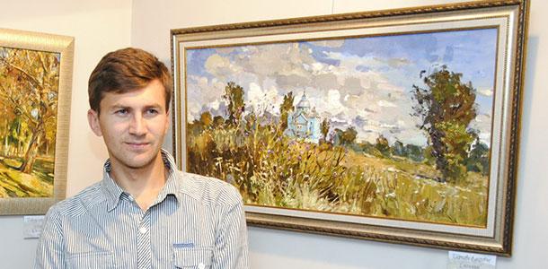Выставка пленэрной живописи «Здесь был Вася» открывается в Минске
