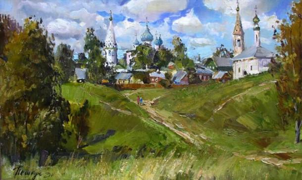 Суздаль. Василий Пешкун
