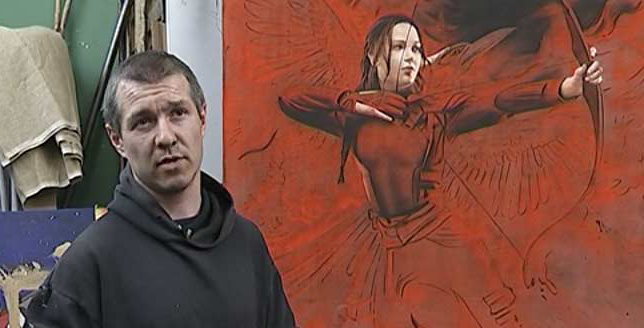 Выставка художника Александра Бельского «3, 2, 1… Апрель»