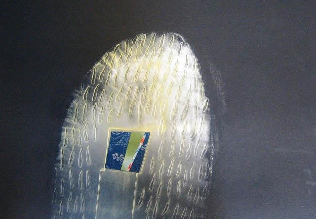 """Виве Толли """"Исповедь I"""". Мецотинта. 2000-2001. Эстония"""