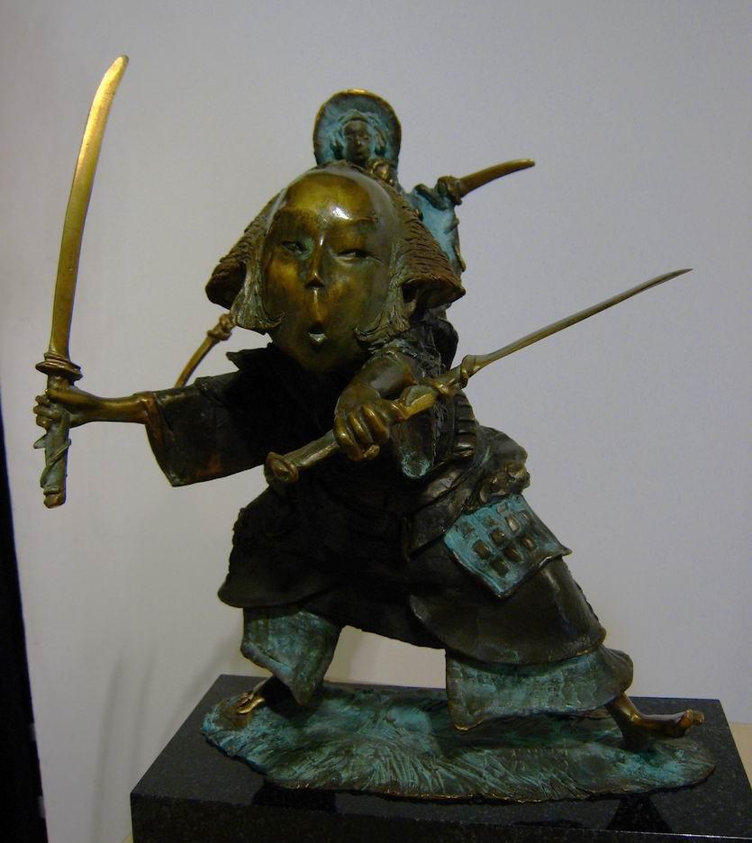 Самурай на службе. 2007