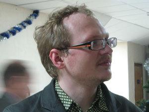 Сценарист Андрей Курейчик отметил 30-летие