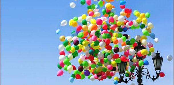 Карнавал воздушных шаров «Паветра-2010»