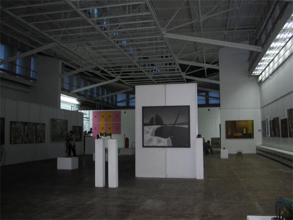 Открылась II Белорусская биеналле живописи, графики и скульптуры