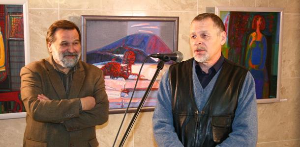 В Минске работает выставка белорусской живописи