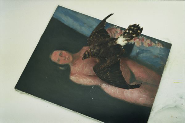 Игорь Тишин. Мобильная выставка. 1995