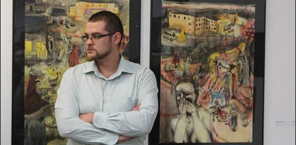 В Минске проходит выставка «Как в страшной сказке»