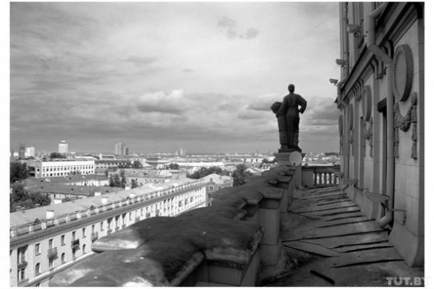 Артур Клинов. Стражники города Солнца. 2003