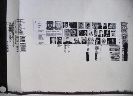 Сергей Шабохин / «Практики подчинения» (из авторской коллекции «Terror Ready-Made Collection») / 2011–2012