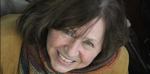 Светлана Алексиевич стала лауреатом Нобелевской премии по литературе