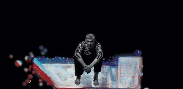 Выставка Михаила Булича «Капитан Неп»