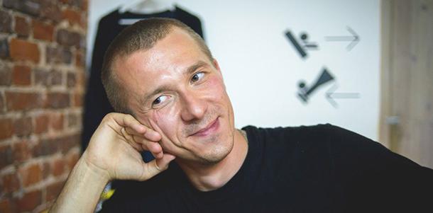 Сергей Гудилин: «Хочу, чтобы меня обвинили в гей-пропаганде после выхода книги об армии»