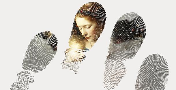 """Оставим отпечатки: персональная выставка Алеси Скоробогатой """"Дактилоскопия"""""""